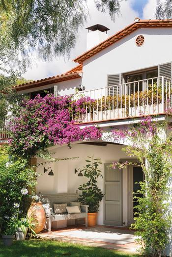 Дом в Испании из 1950-х, который обрел новую жизнь