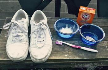 8 проверенных приемов, которые уберут любой неприятный запах из обуви