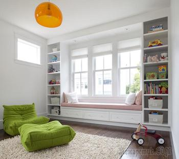 Пространство возле окна: 11 практичных идей, которые понравятся каждому