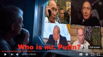 Кто на самом деле В.В. Путин? Расследование.