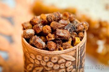 Полезные свойства пчелиной перги и способы применения