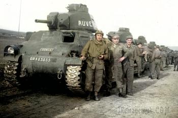Самый удачный французский танк 30-х годов. Somua S35