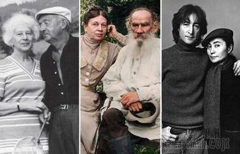 9 известных женщин, которые посвятили себя карьере мужей и «вырастили» гениев