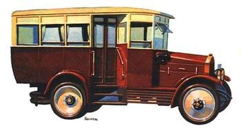 Городские автобусы АМО — ЗИС — ЗИЛ времён СССР