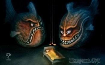 Страшный сон (Стих)