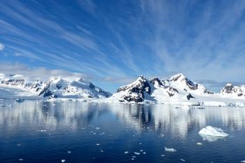 Подлёдный мир Антарктиды