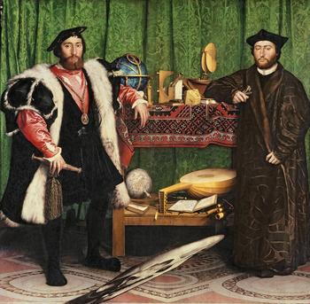 """Ганс Гольбейн Младший.""""Послы"""" - выдающийся шедевр эпохи Возрождения"""