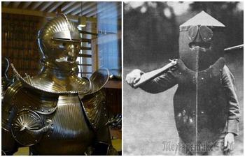 Какие доспехи носили европейские монархи, японские самураи и солдаты Первой мировой