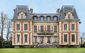 Яркий декор в потрясающем французском поместье