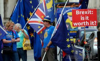 До Brexit: британские санкции откладываются