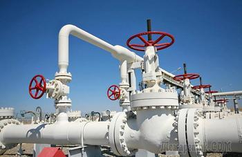 Началось заполнение газом «Турецкого потока»