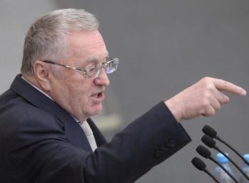 Жириновский поставил на место Собчак