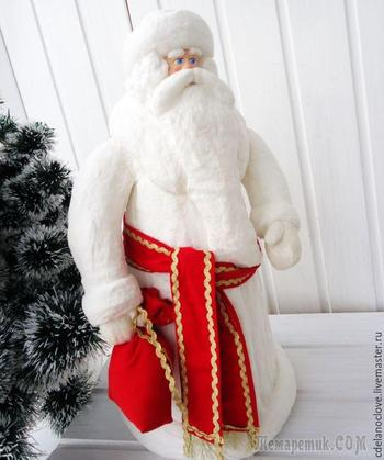 Реставрируем советского Деда Мороза