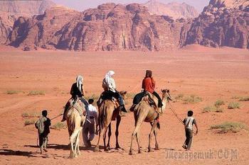 Иордания – страна, напоминающая о вечности