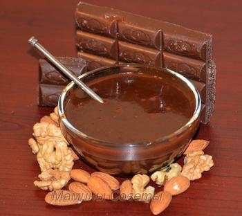 Домашняя орехово-шоколадная паста - вкус детства!