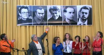 В этот день (из архива Студии). Фрагмент вечера студии А. Васина-Макарова, посв. Н. Рубцову. 17 декабря 2011 г.