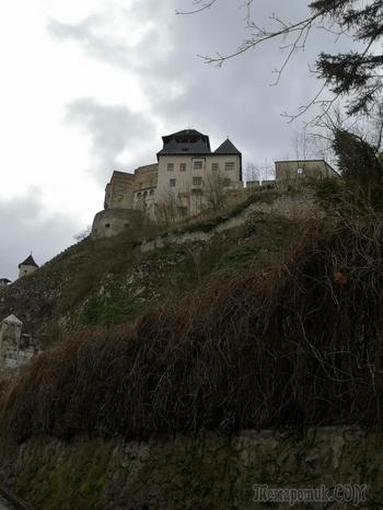 Замки Словакии