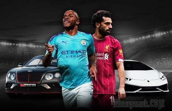 15 шикарных автомобилей звезд мирового футбола стоимостью сотни тысяч евро