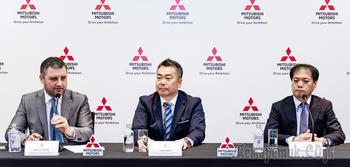 Mitsubishi в России: итоги и планы