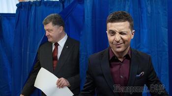 Кто здесь президент? На Украине сдвинули поздравление Порошенко ради Зеленского