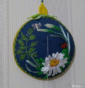 Игольница-кактус из фетра. Мастер-класс
