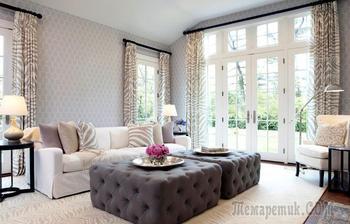 Дизайн дома в неоклассическом стиле