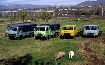 Сделано в СССР: вездеходы своими руками