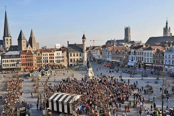 Гент– очаровательная столица Фландрии
