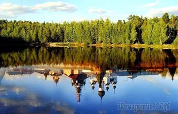 «Русские Атлантиды»: 5 отечественных городов, которые оказались под водой