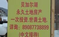 В Листвянке 10% земли уже купили китайцы, сообщают местные жители