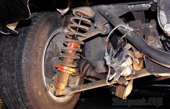 5 ошибок автомобилистов, которые становятся причиной поломки амортизаторов
