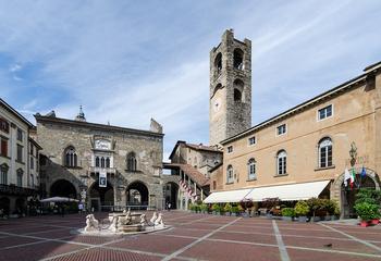 Достопримечательности Бергамо: что посмотреть в одном из самых колоритных городов Италии