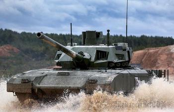 «Десятка» танков, которые слывут самыми грозными боевыми машинами на планете