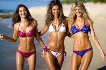 ТОП-3 привычки девушек, которые никогда не толстеют