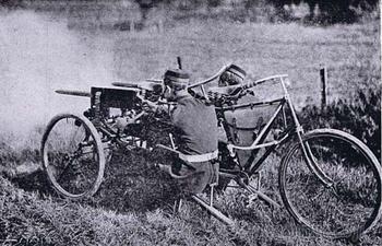Самые странные военные транспортные средства времен Первой мировой войны