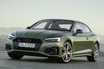 Audi A5 2021: новый облик молодежного купе
