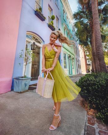 Модные пляжные платья 2020