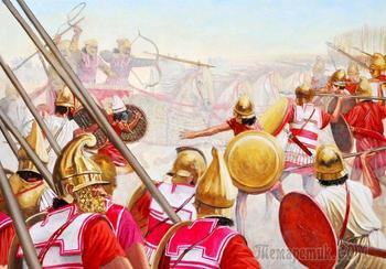 Главная победа Александра Македонского: Битва при Гавгамелах