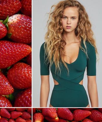Что происходит с телом, когда вы едите клубнику?