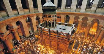 Благодатный иерусалимский огонь: чудо или мистификация?