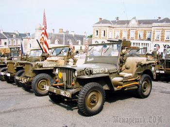 Джипы Willys в СССР: могла ли Красная армия победить без них