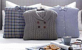 Как и из чего сделать декоративные подушки своими руками: идеи, с которыми справится даже новичок