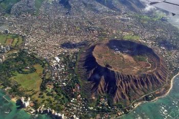 11 самых необычных вулканических кратеров в мире