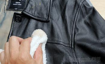 Стирать или не стирать: как почистить кожаную куртку в домашних условиях