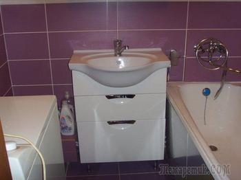 """Ванная: у нас все под лозунгом """"Покупайте белорусское"""""""