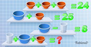 Эта школьная задачка по силам не каждому взрослому, но не все так сложно!