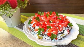 Этот салат съедают первым! Вкуснейший сезонный овощной салат