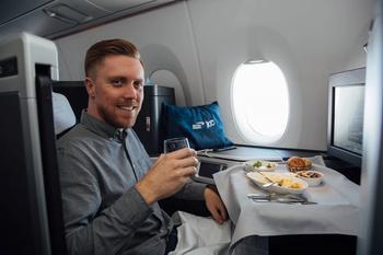 Полет мечты: новый самолет авиакомпании British Airways похож на отель в небе