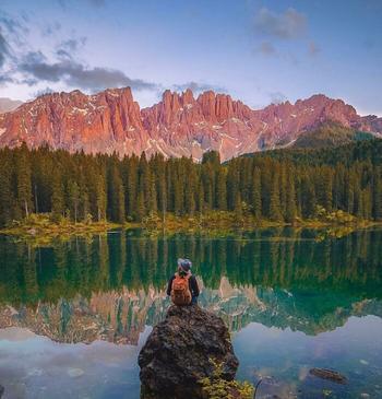 22 красивые фотографии, сделанные итальянским фотографом Давиде Андзиманни во время путешествия по миру
