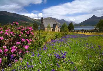 История женщины, которая бежала из России и открыла отель в старинном доме в Шотландии